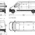 Opel Movano détail technique