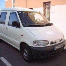 Nissan Vanette 3/4