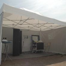 Tente pliable