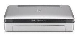 HP OfficeJet 100, fonctionne sur batterie ou secteur, liaison USB ou Bluetooth